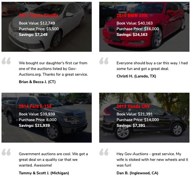 auction auto sales